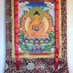 Tibetan Buddha Thangka Painting  170140