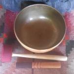 Tibetan Singing Bowl #2552