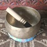 Antique Singing Bowl 29586