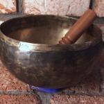 Tibetan Singing Bowl 23773