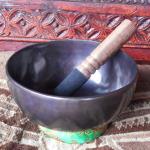 Tibetan Singing Bowl #15695