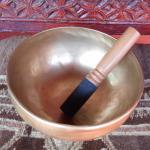Tibetan Singing Bowl #16399