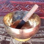 Tibetan Singing Bowl #73110