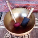 Tibetan Singing Bowl #102199