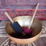 Tibetan Singing Bowl #88175
