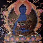 TIBETAN MEDICINE BUDDHA 135270