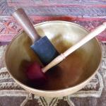 Tibetan Singing Bowl #89201