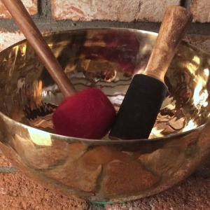 Golden Singing Bowl 96192