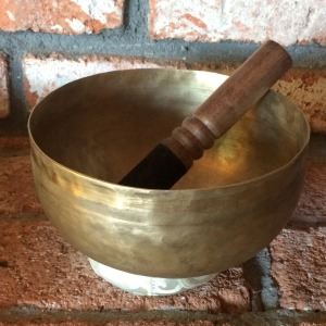 Tibetan Singing Bowl 9526
